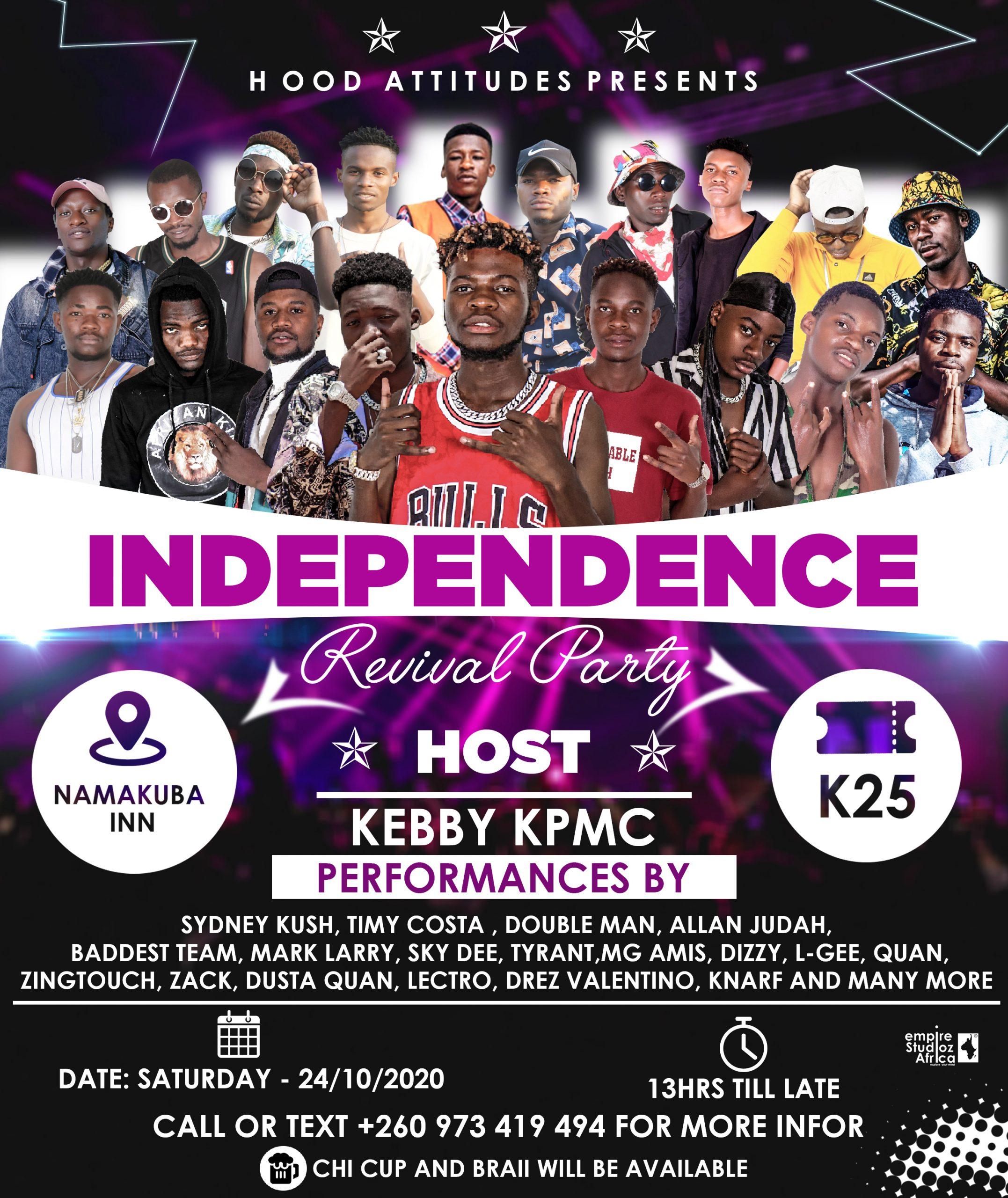 News: 2020 Independence Revival Party