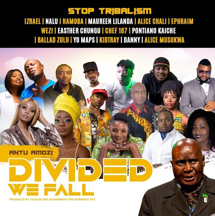 "VIDEO: Alice Musukwa Ft Verious Artists – ""Divided We Fall"""