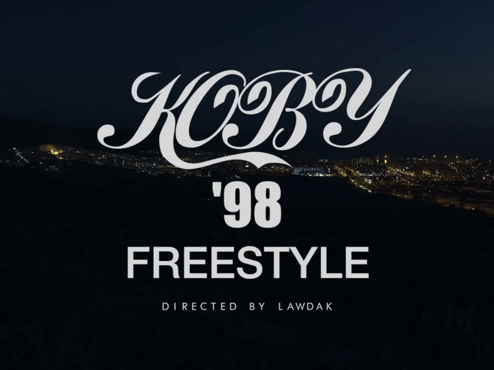 "VIDEO: KOBY – ""98 Freestyle"""