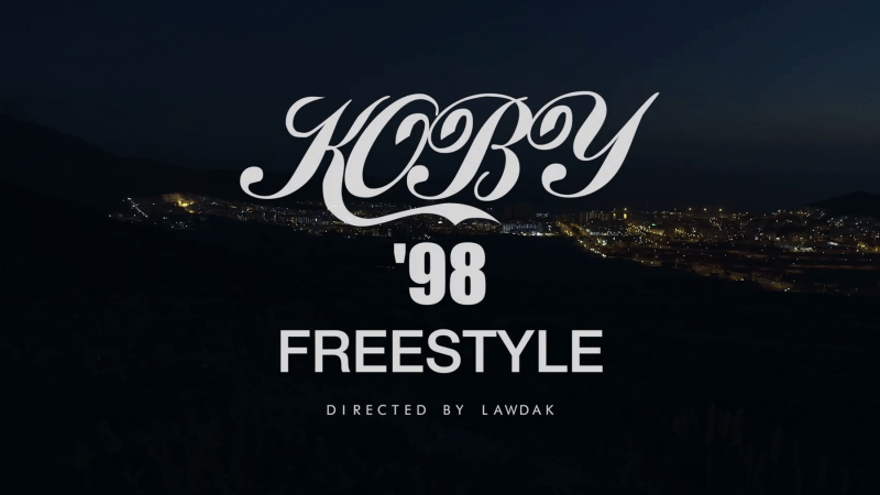"""VIDEO: KOBY – """"98 Freestyle"""""""